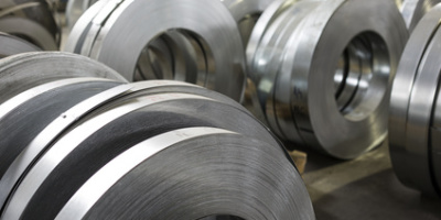 Steel Service Group - Sheet tin metal rolls